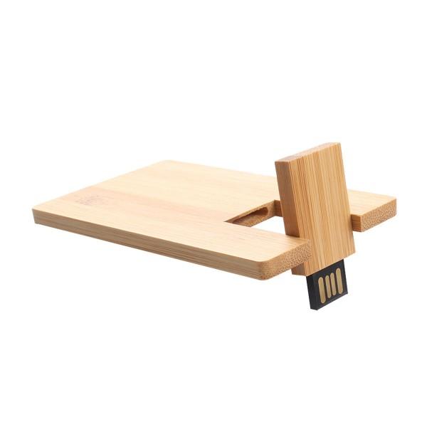 Ahşap USB Flaş Bellek 03